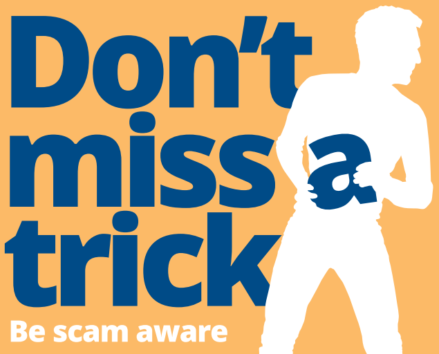 Scams Awareness Fortnight by Citizens Advice Cornwall – Be Alert