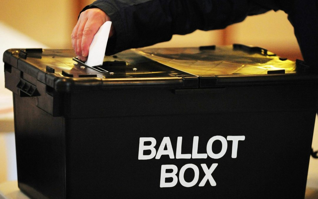 Notice of Election May 2021