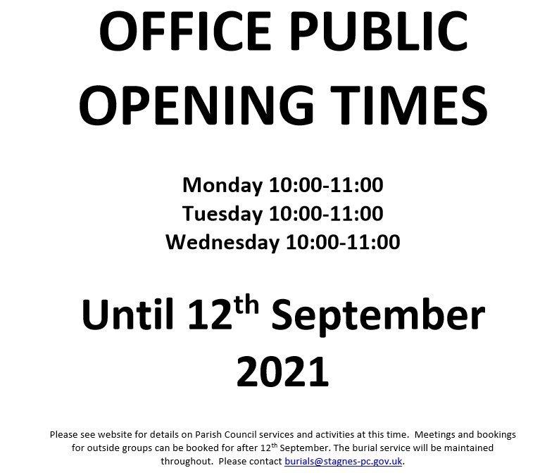 Phased Office Return!
